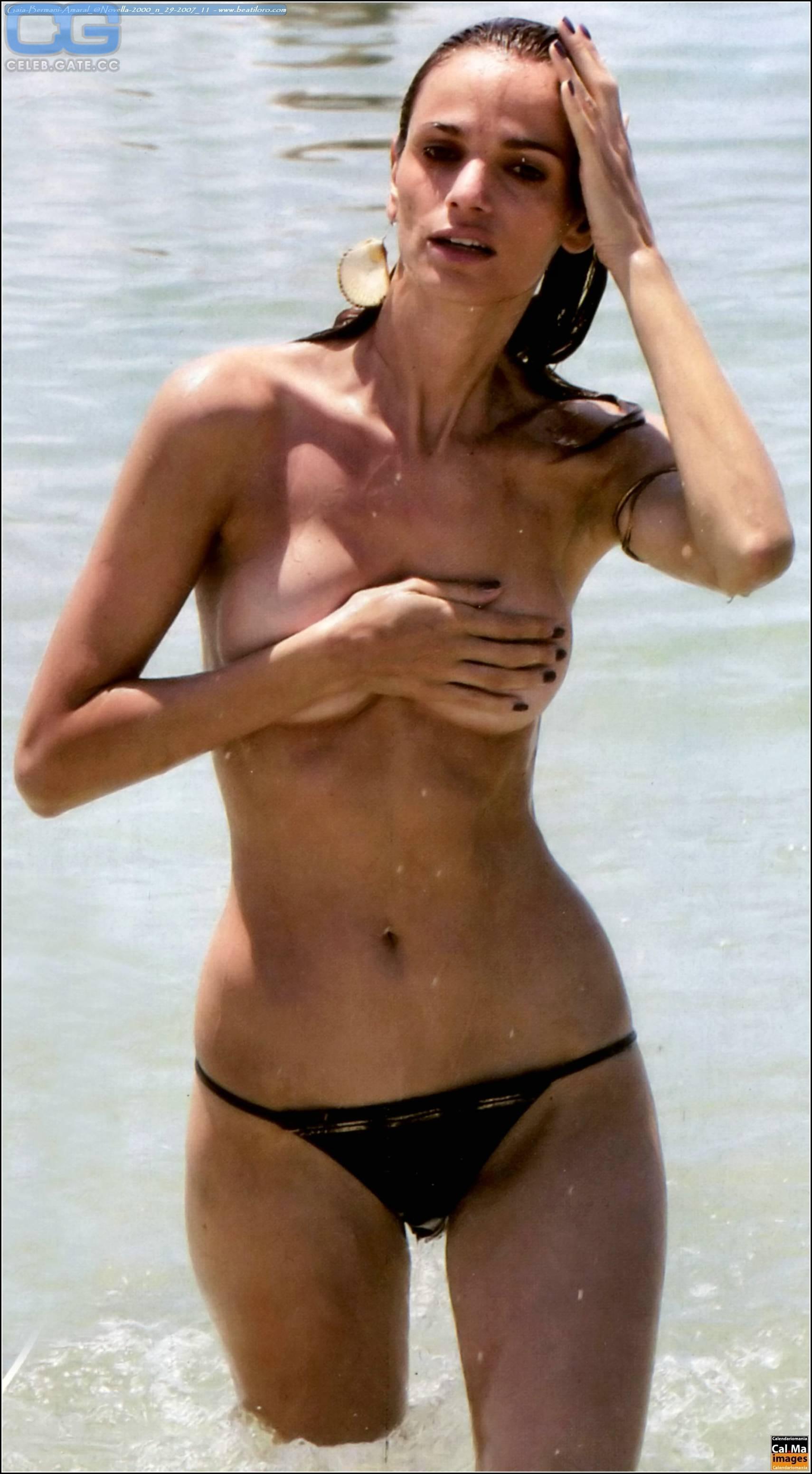 Audrina partridge hard nipples cameltoe poke thru bikini