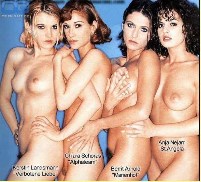 Playboy anja nejarri nackt Anja Nejarri