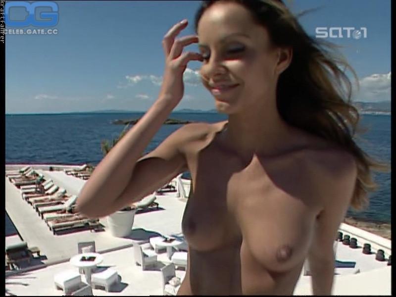 Bianca Frankowska  nackt