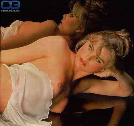 Mariel Hemingway  nackt