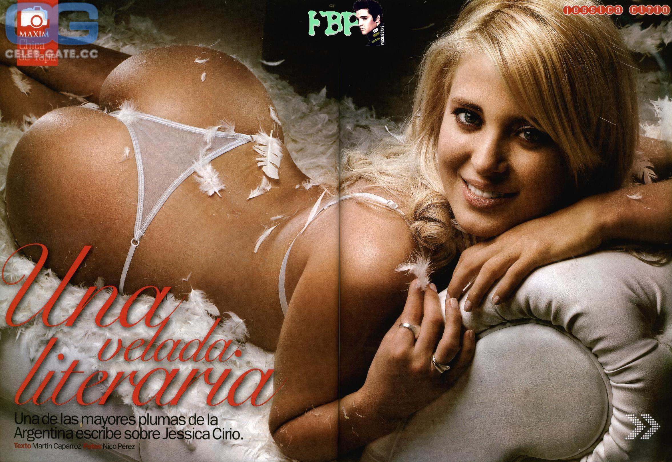 Nackt Jesica Cirio  Free nude