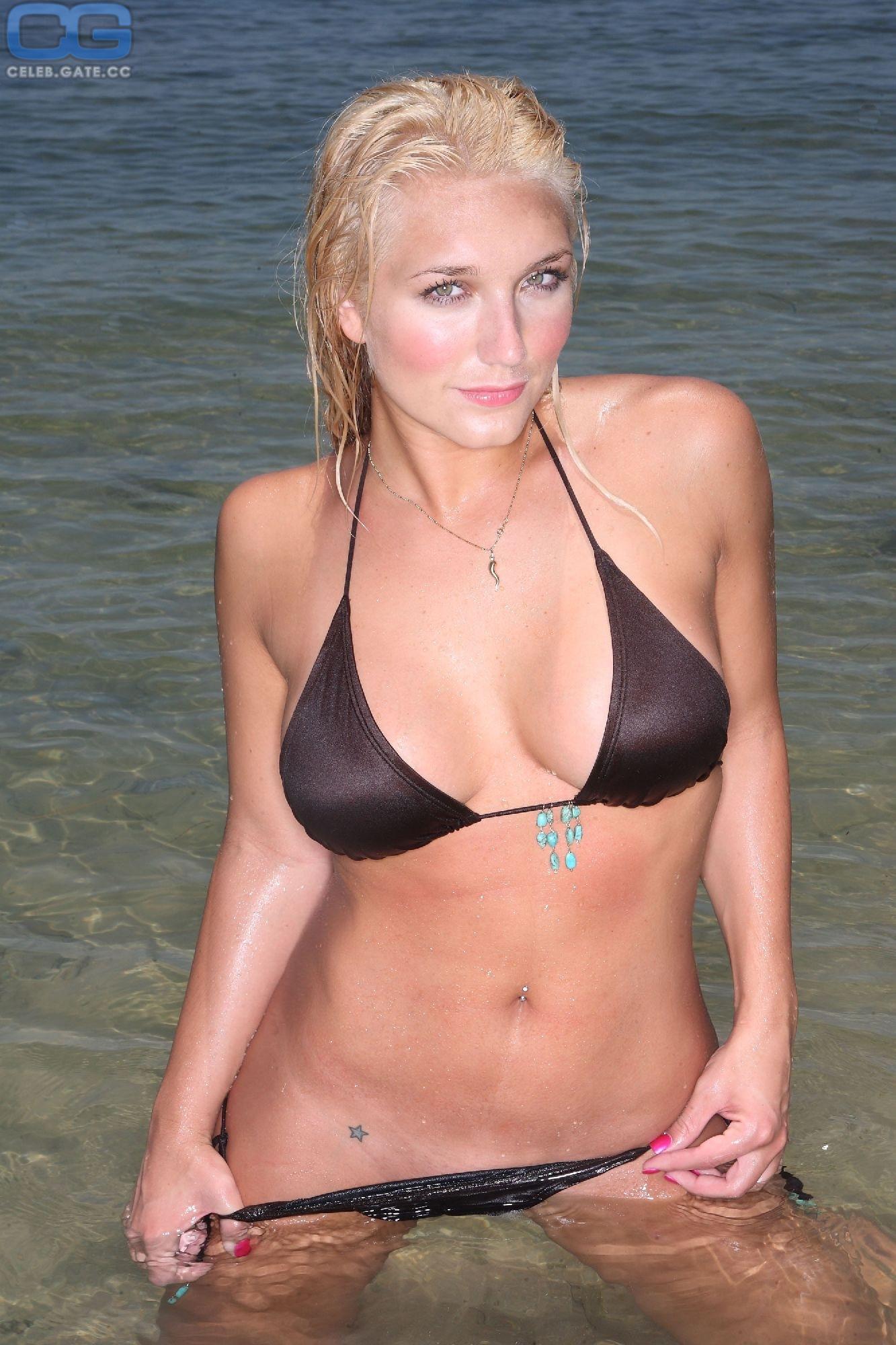 Frost nackt Brooke  Nude celebrity