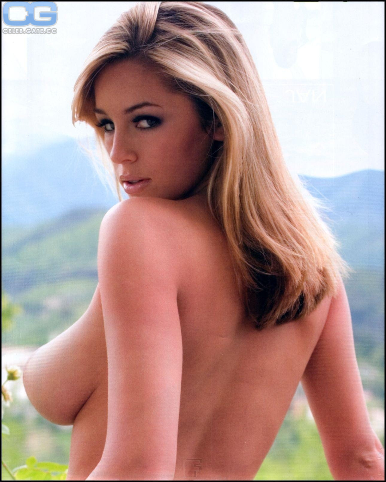 Topless Keeley Hazell Stripes Naked Pictures