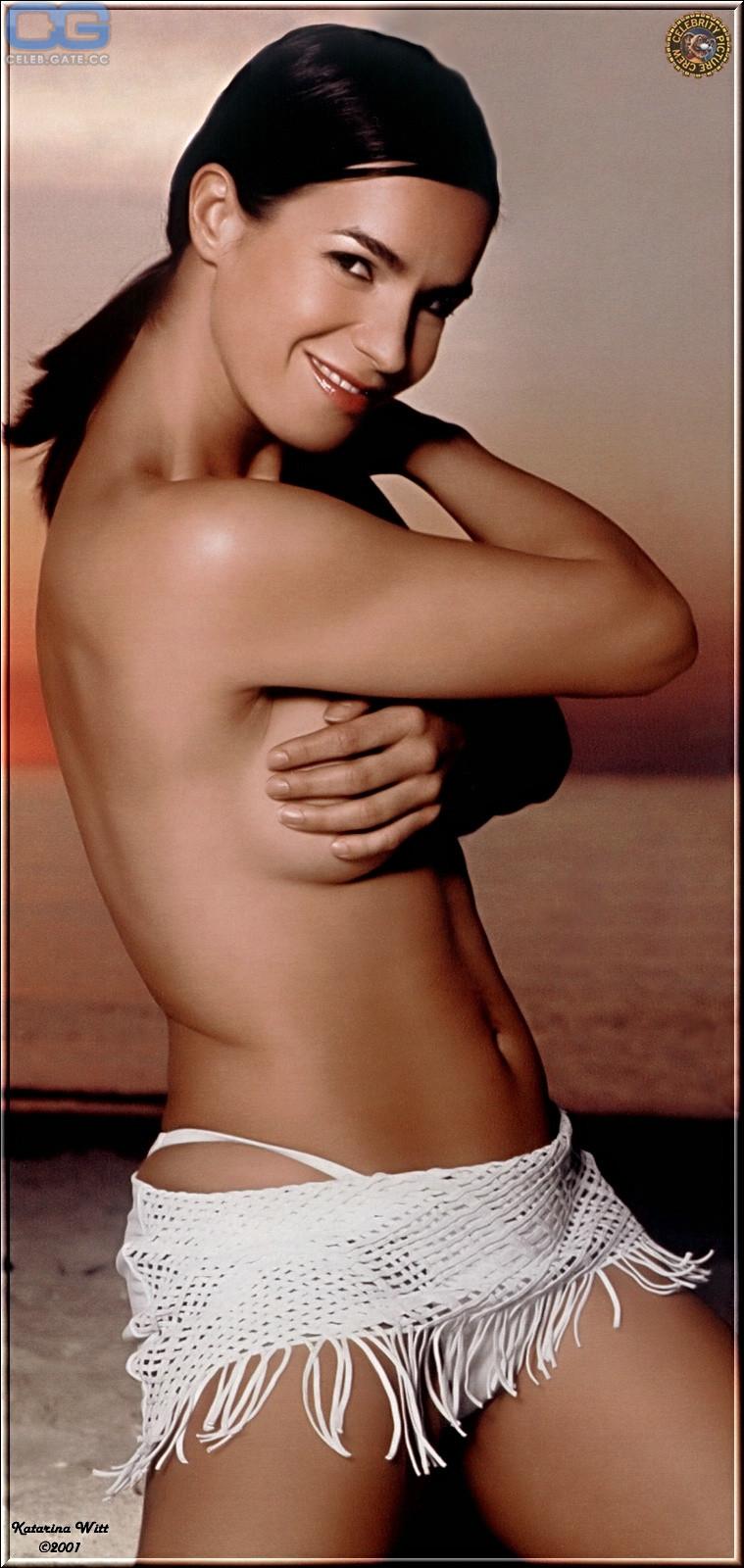 Katarina witt nacktbilder