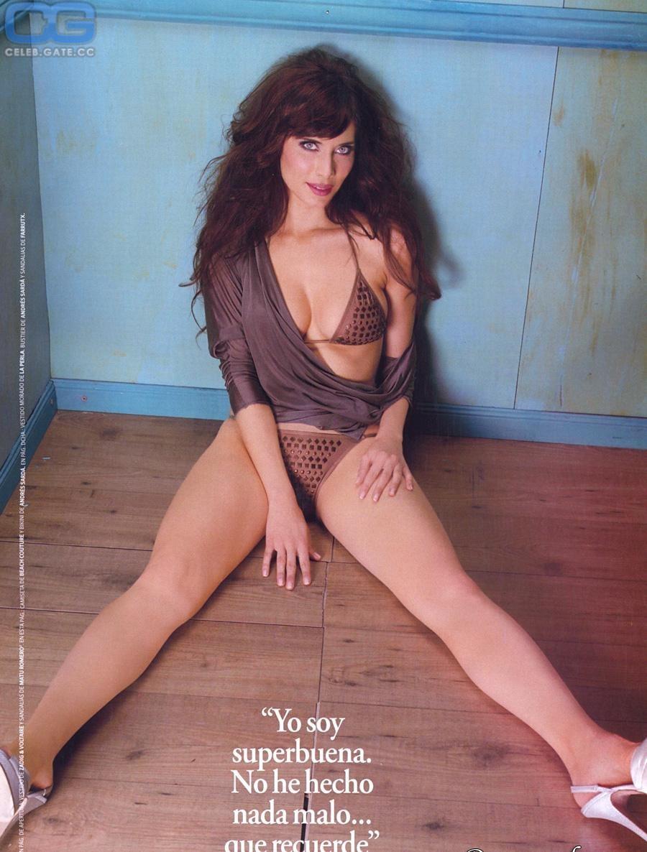Rubio nude pilar Pilar Rubio