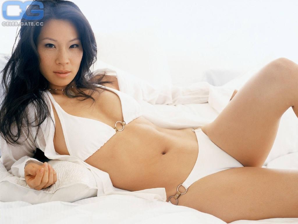 Bilder lucy li nackt Lucy Liu