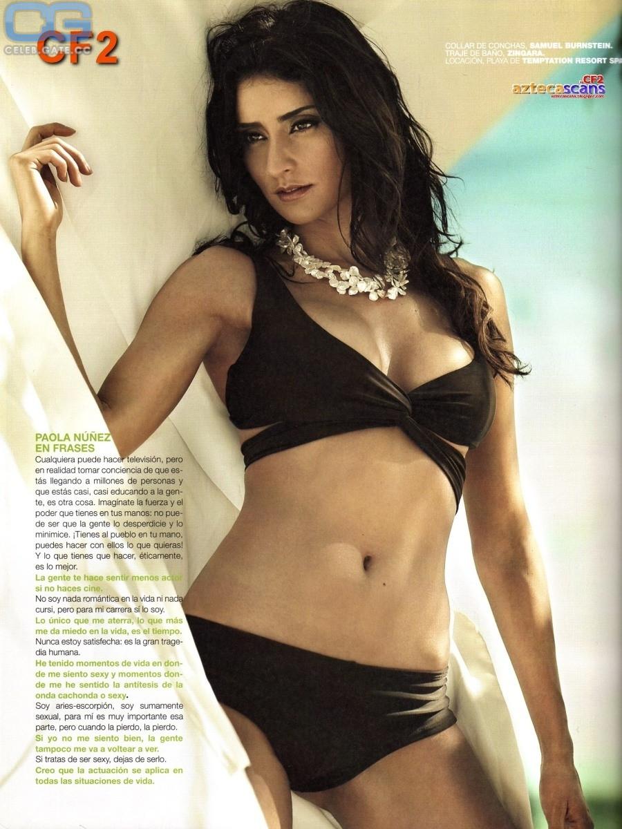 Nackt  Paola Nunez Paola Rojas