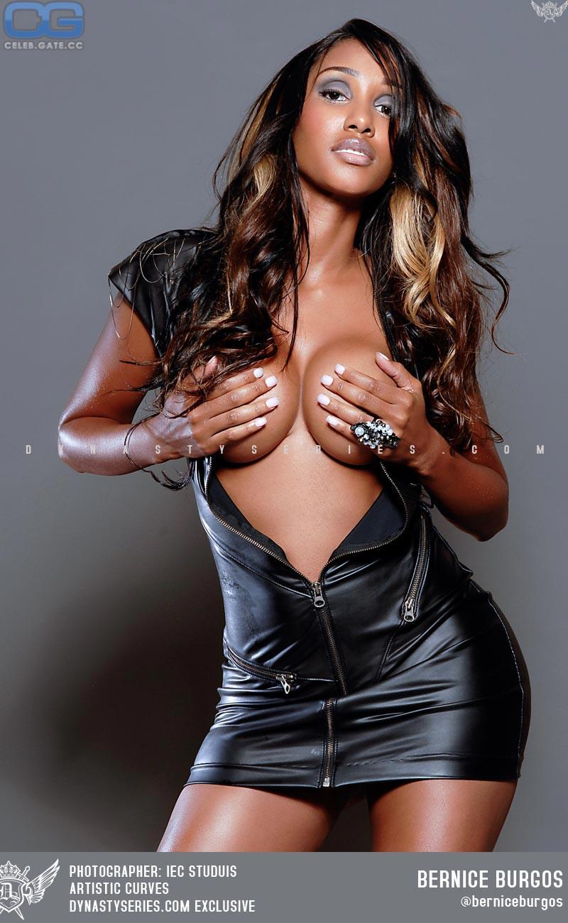 Bernice Burgos  nackt