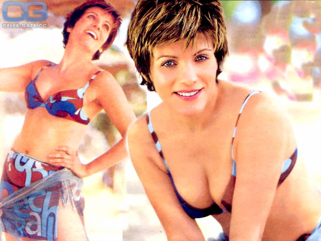 Schrowange nude birgit Birgit Schrowange
