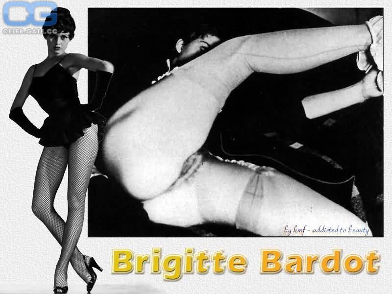 Brigitte nackt Bardot Brigitte Bardot