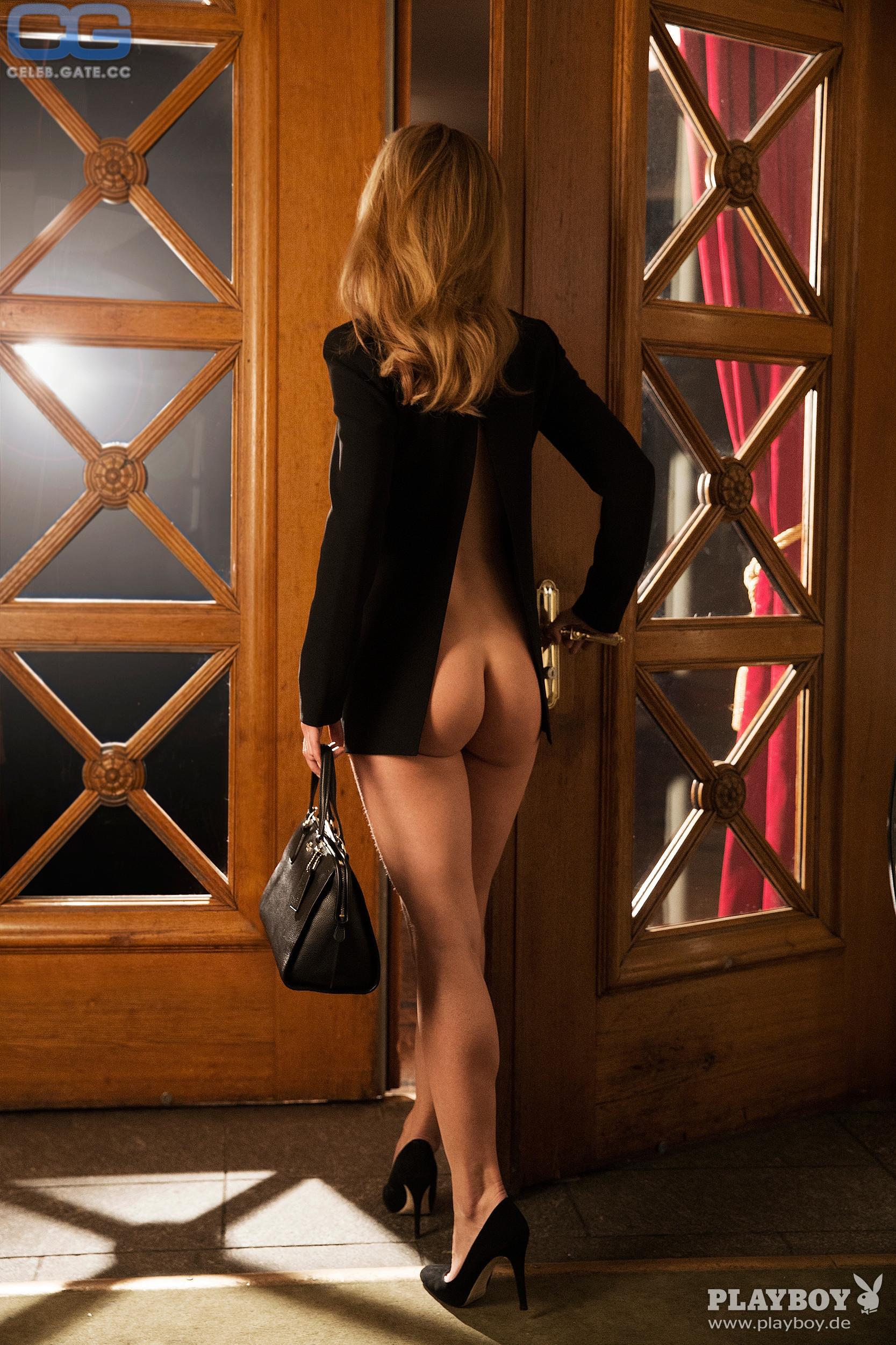 Annett Fleischer Playboy