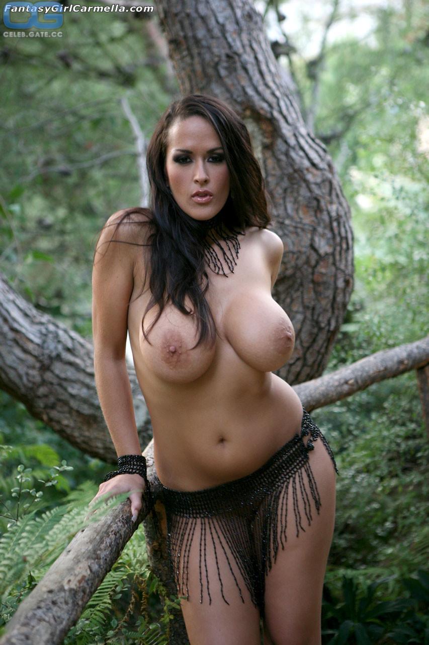 Carmella Bing Nackt