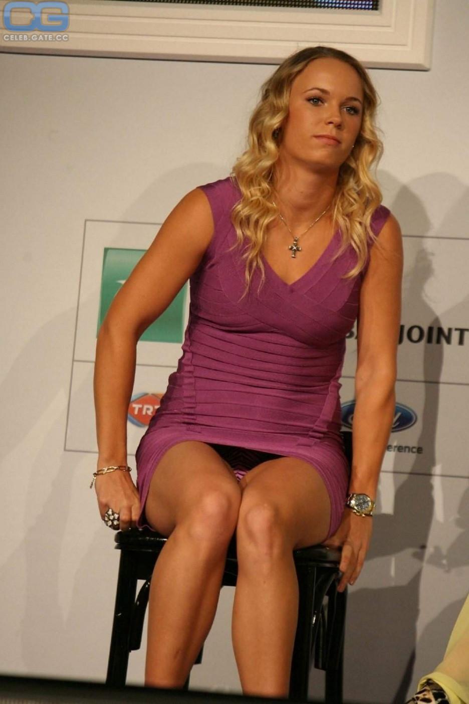 Wozniacki nackt Caroline  Caroline Wozniacki