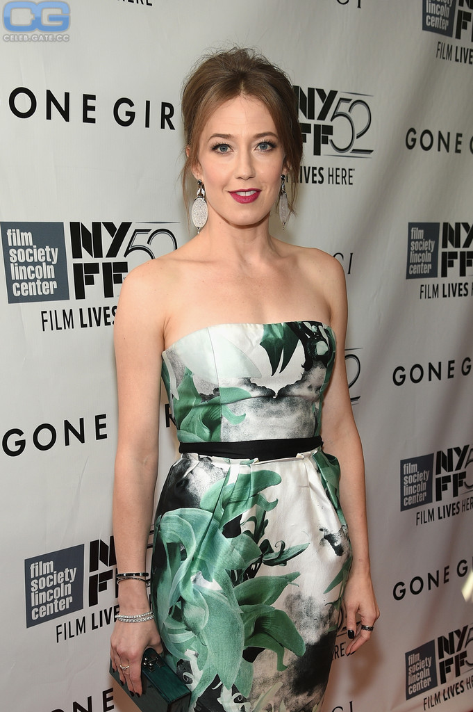 Carrie Coon  nackt