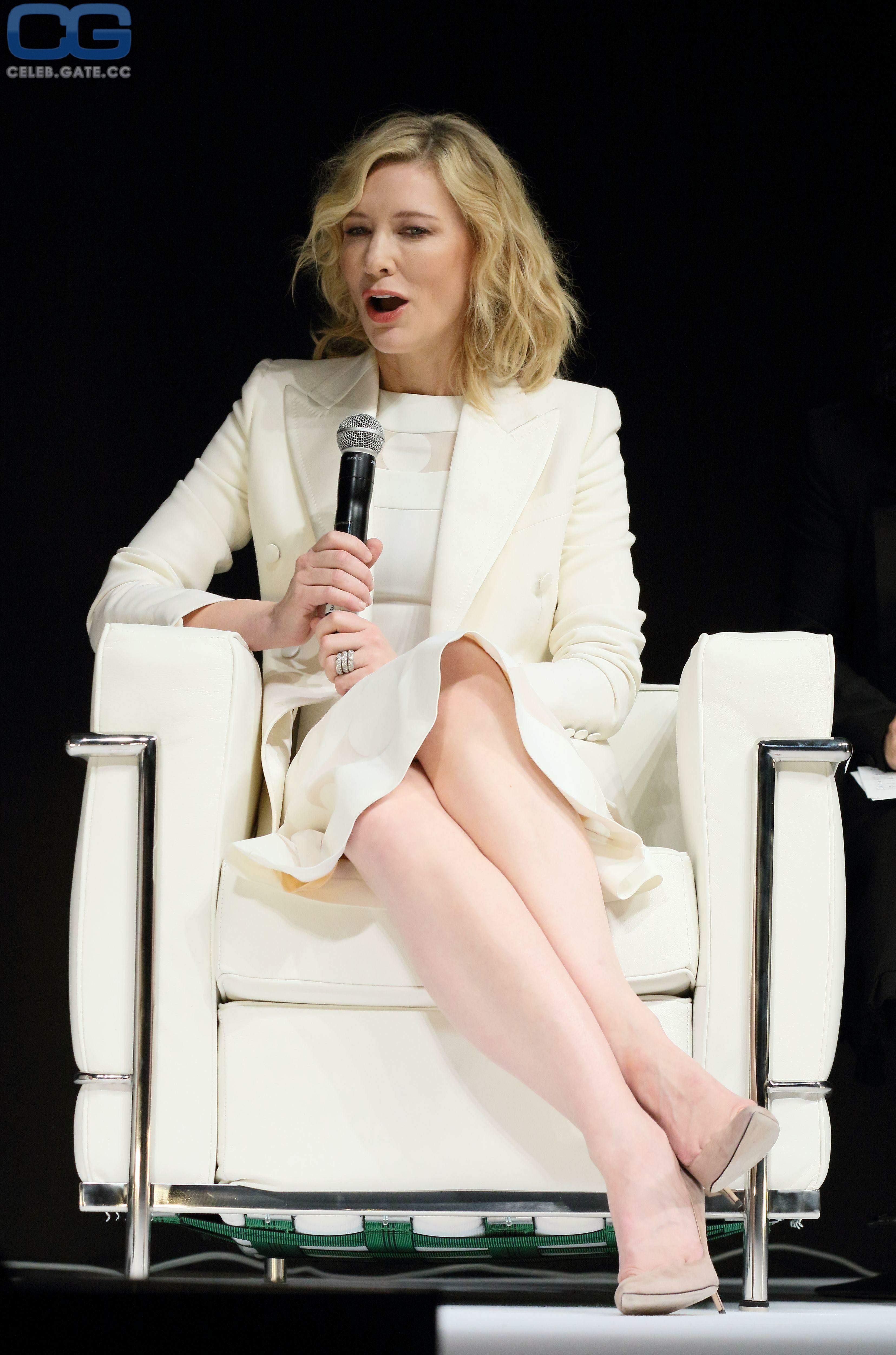 Cate nackt Blanchett Redbubble logo