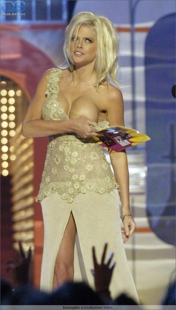 Nicole smith topless anna