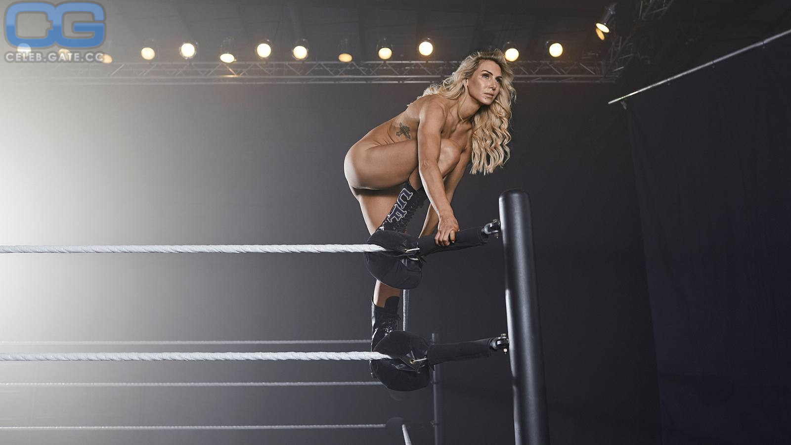 Charlotte flair naked pictures