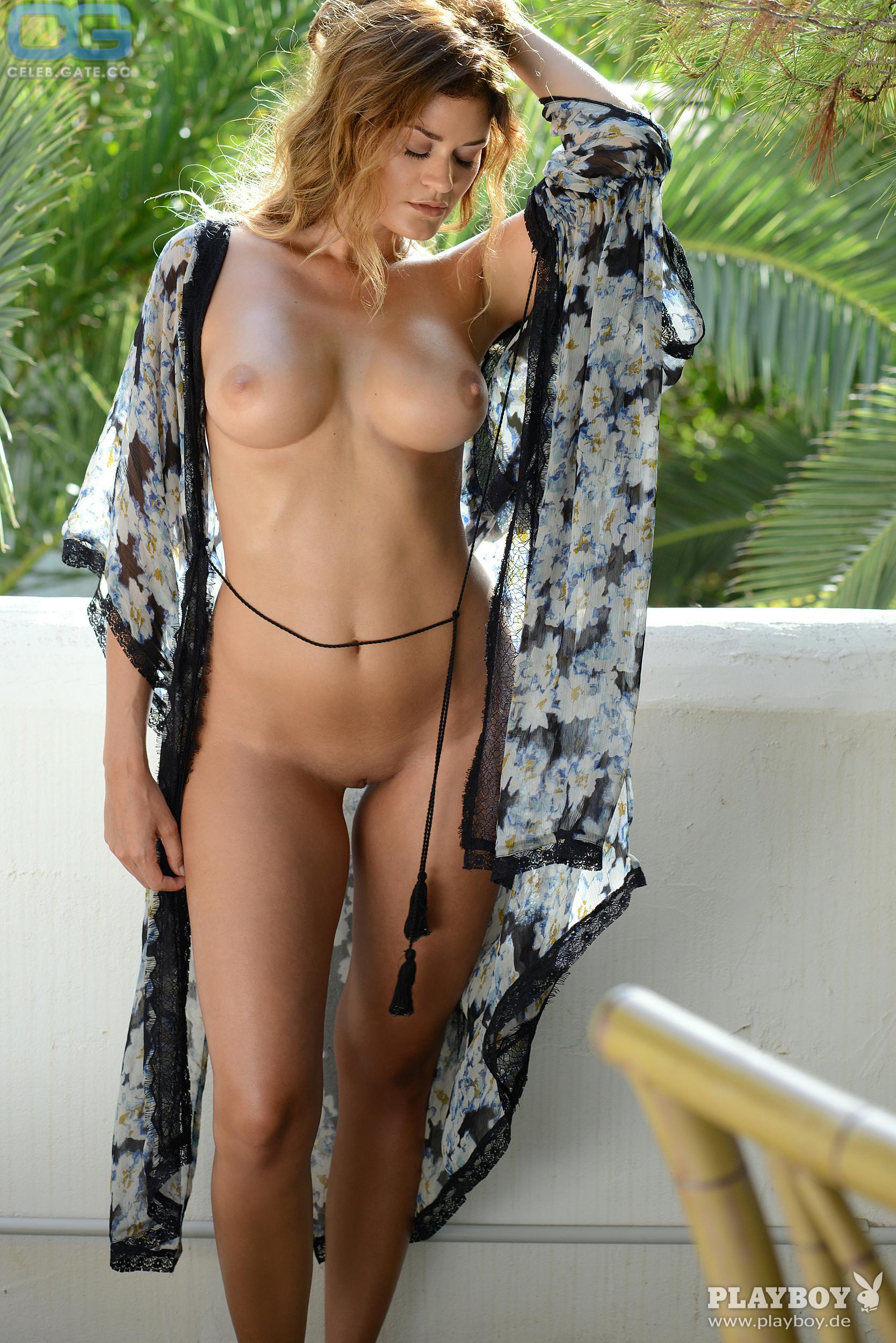 Braun nackt playboy christina Christina Braun