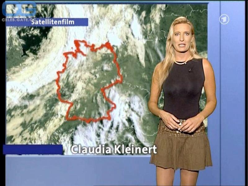 Nackt kleinert fake Claudia Kleinert