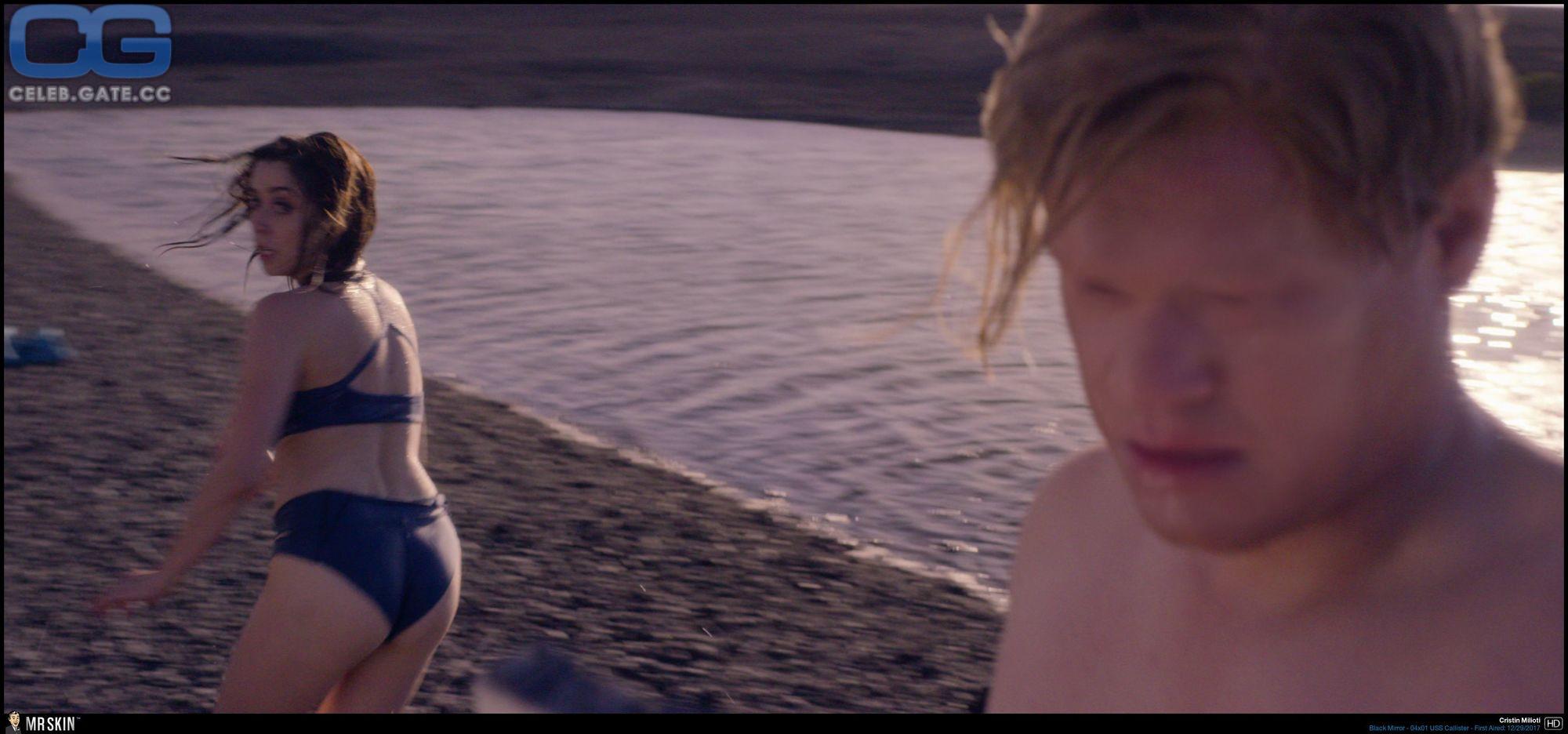 Boobs Cori Nadine Nude Pool Pic