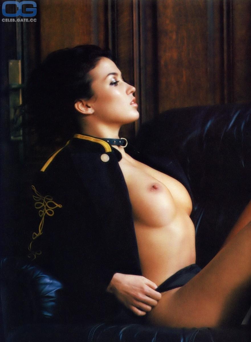 Katja Schuermann  nackt