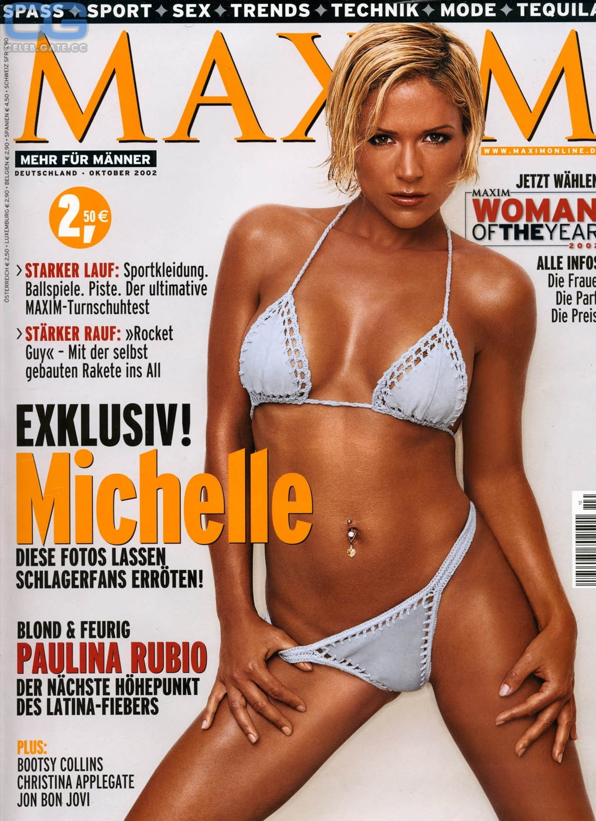 Jenneke nackt Michelle  Michelle Jenneke