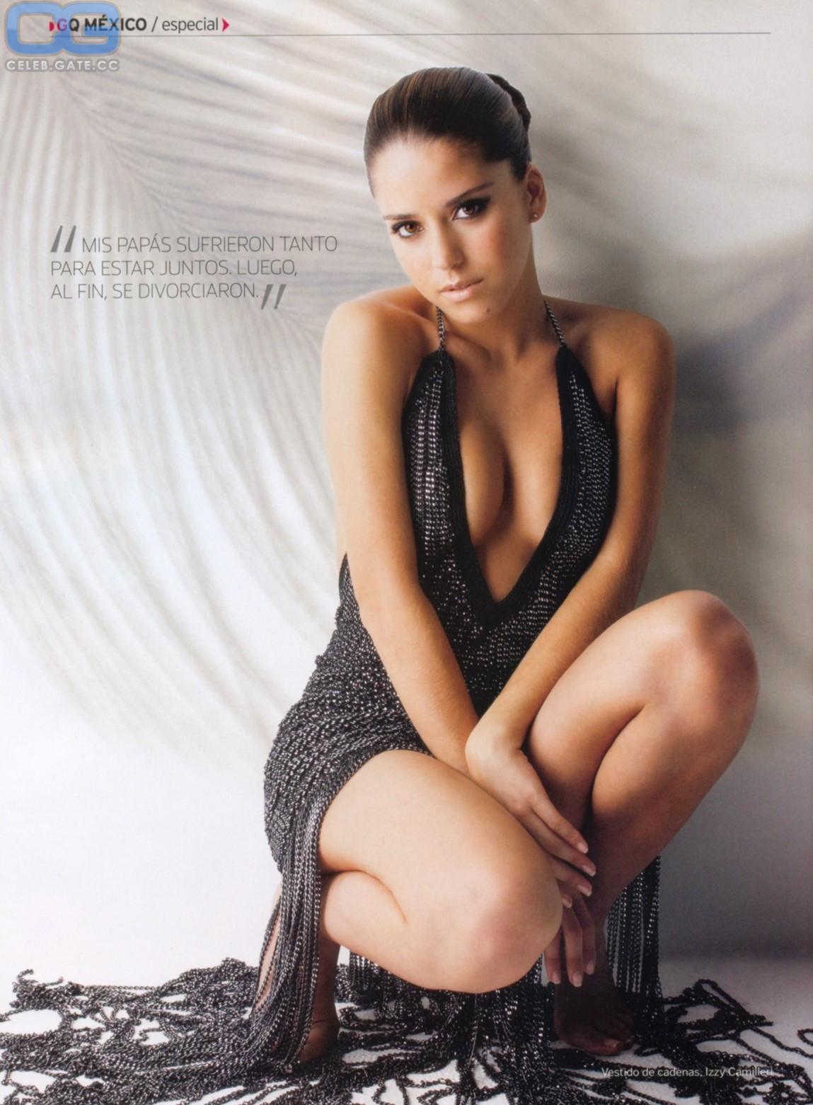 Talancon Ana  nackt Claudia 49 hot