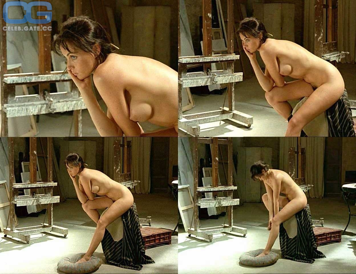 Emmanuelle beart video nude