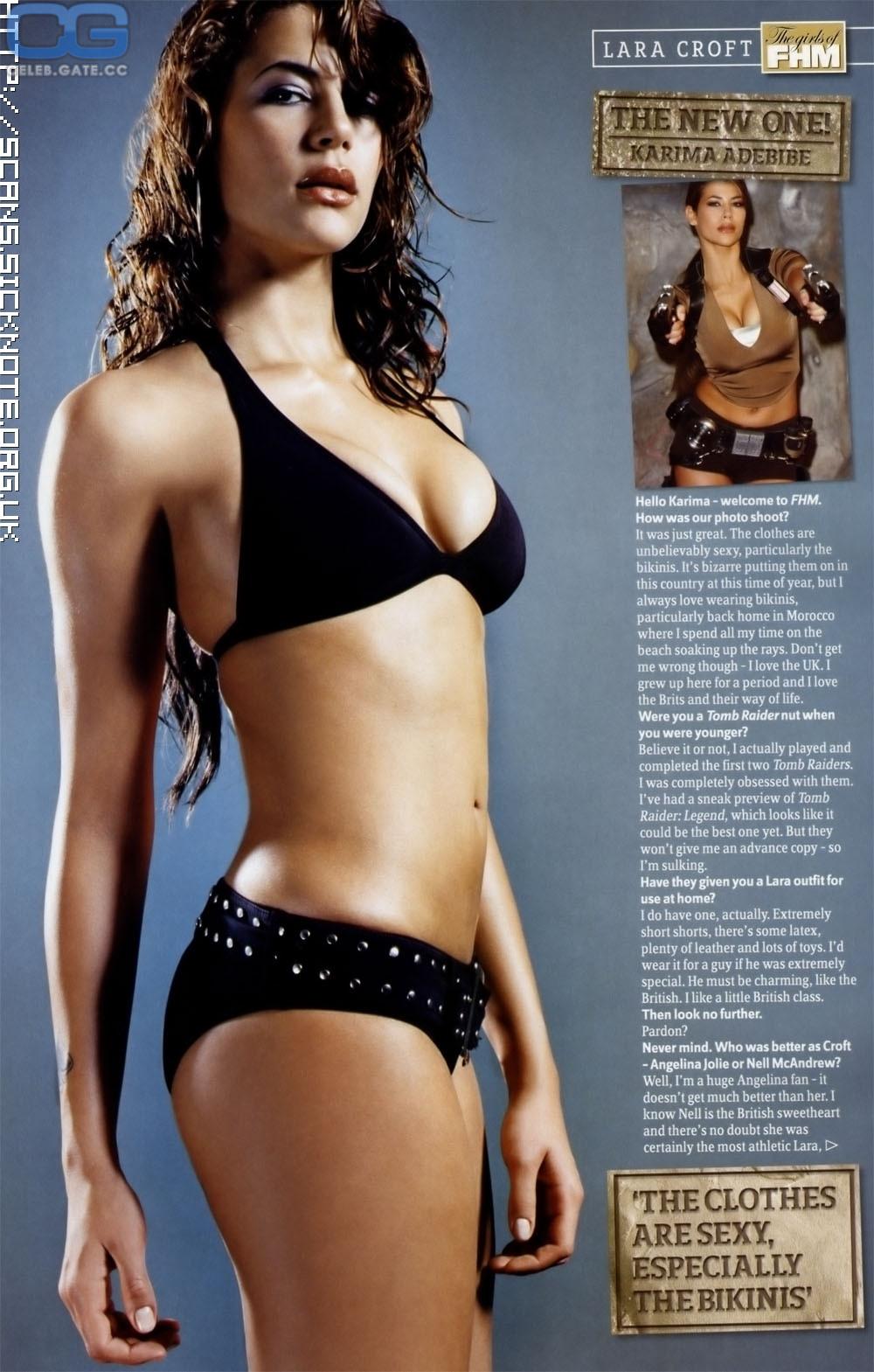 Sexy Karima Adebibe Nude Pictures Jpg