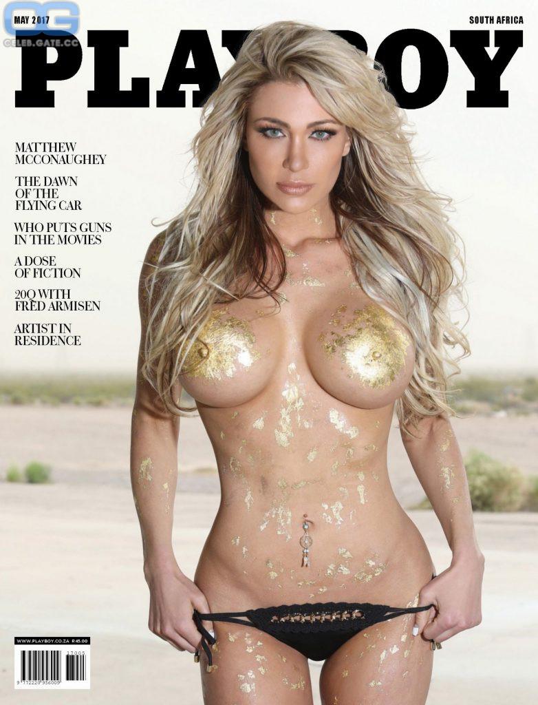 Dalia Elliott  nackt