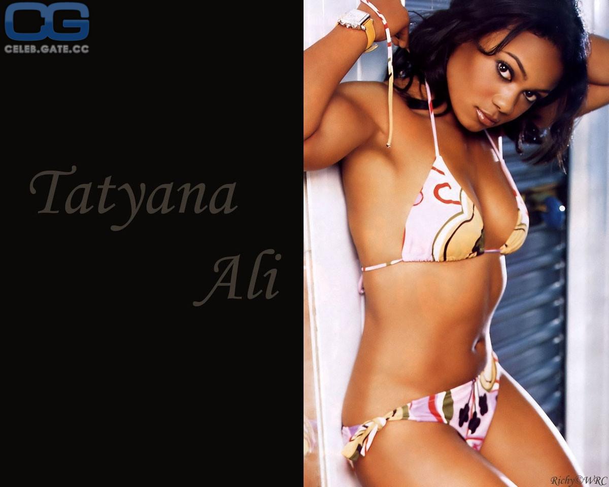 Tatyana Ali  nackt