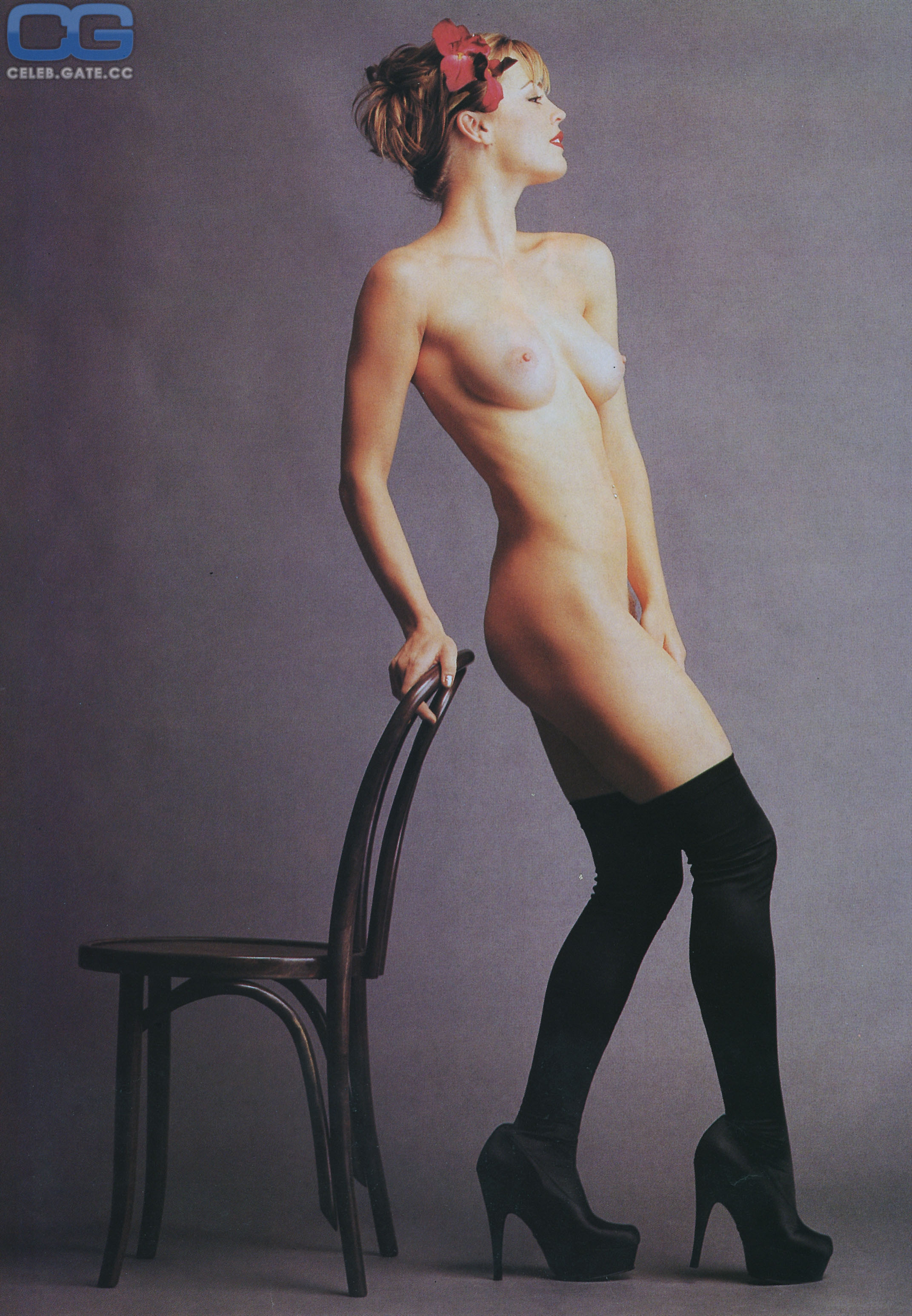 Melissa George  nackt