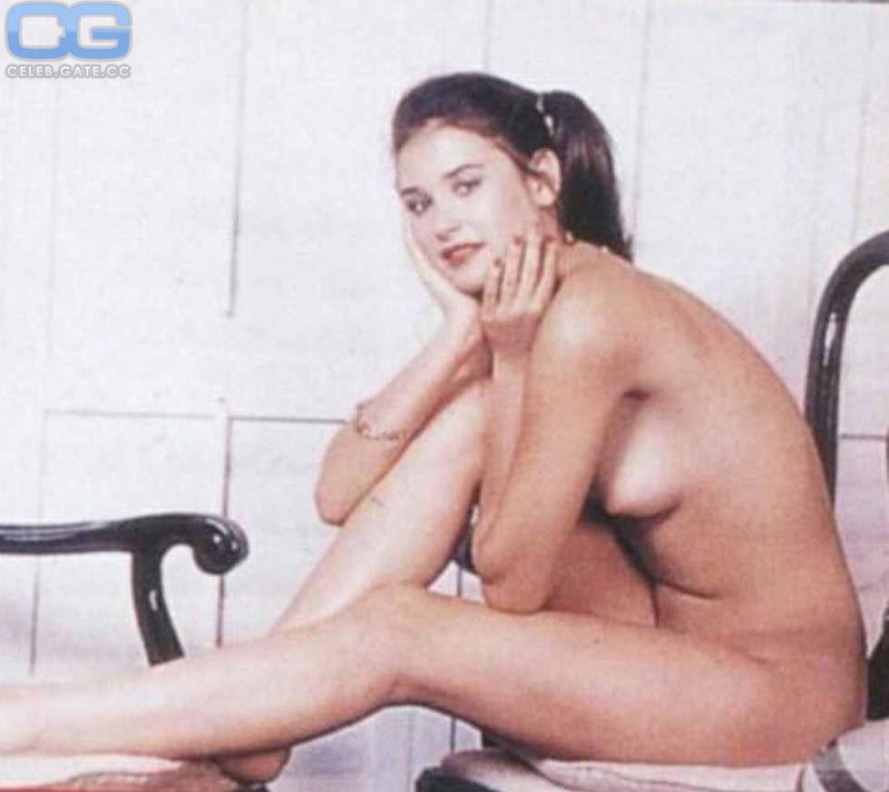 nackt Moore Demi Demi Moore