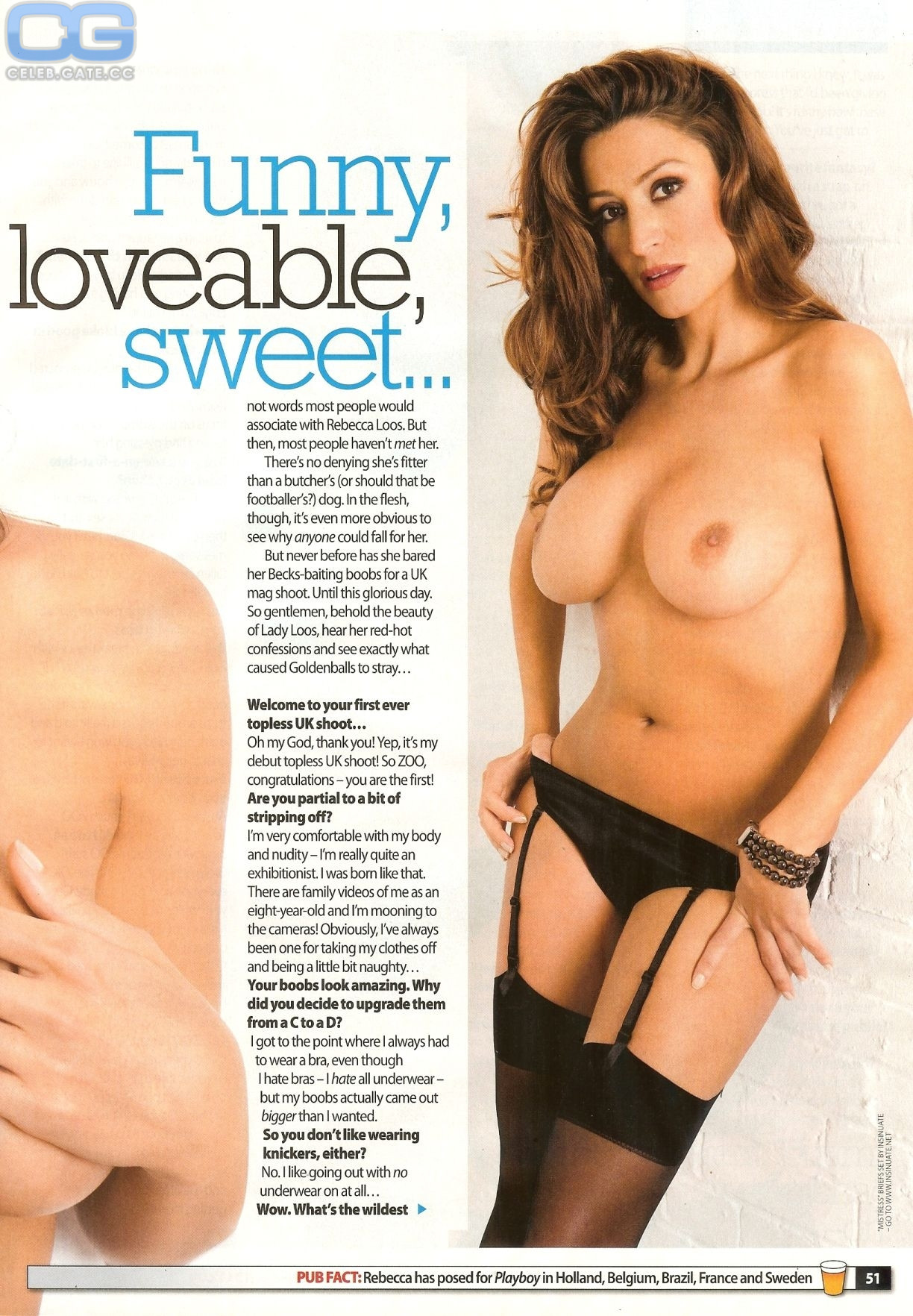 Rebecca Loos Getting Fucked