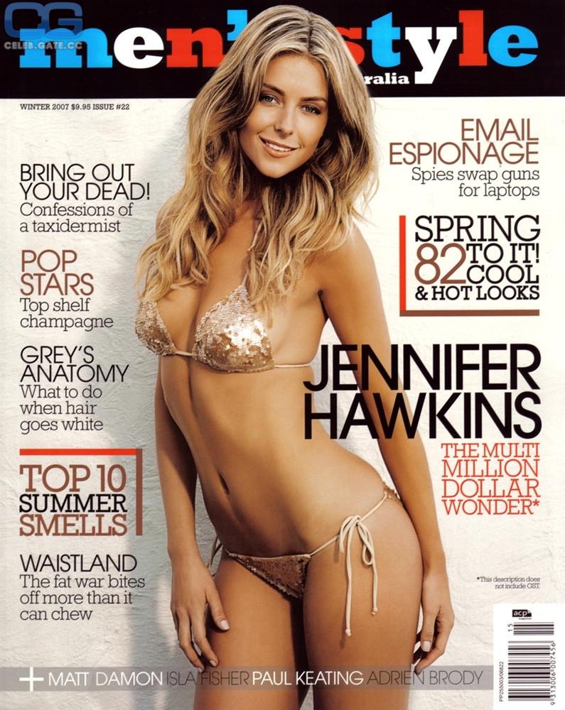 Miss universe jennifer hawkins nude