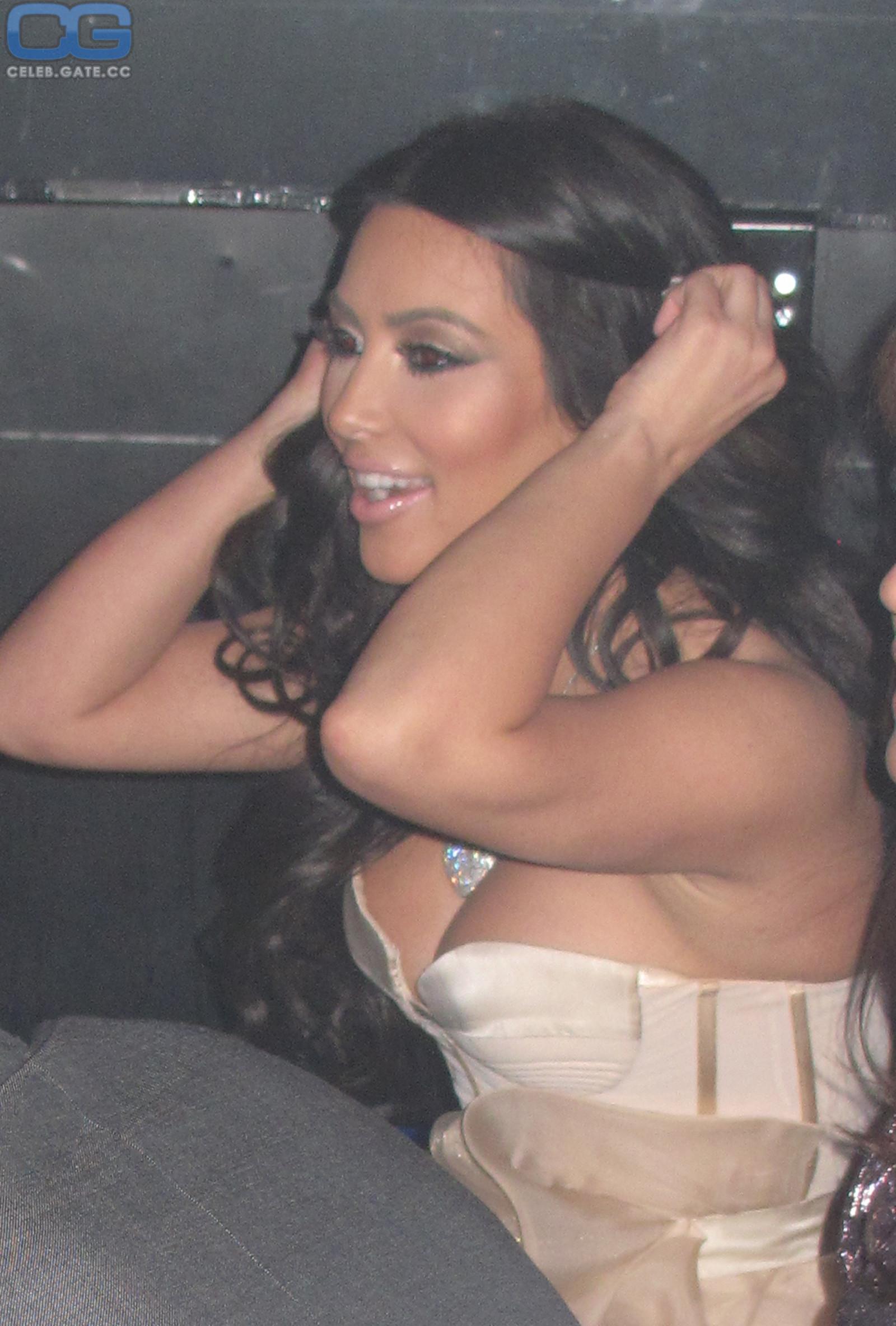 Kardashian Nackt