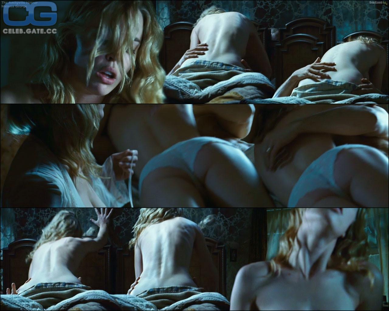 George naked melissa Melissa George