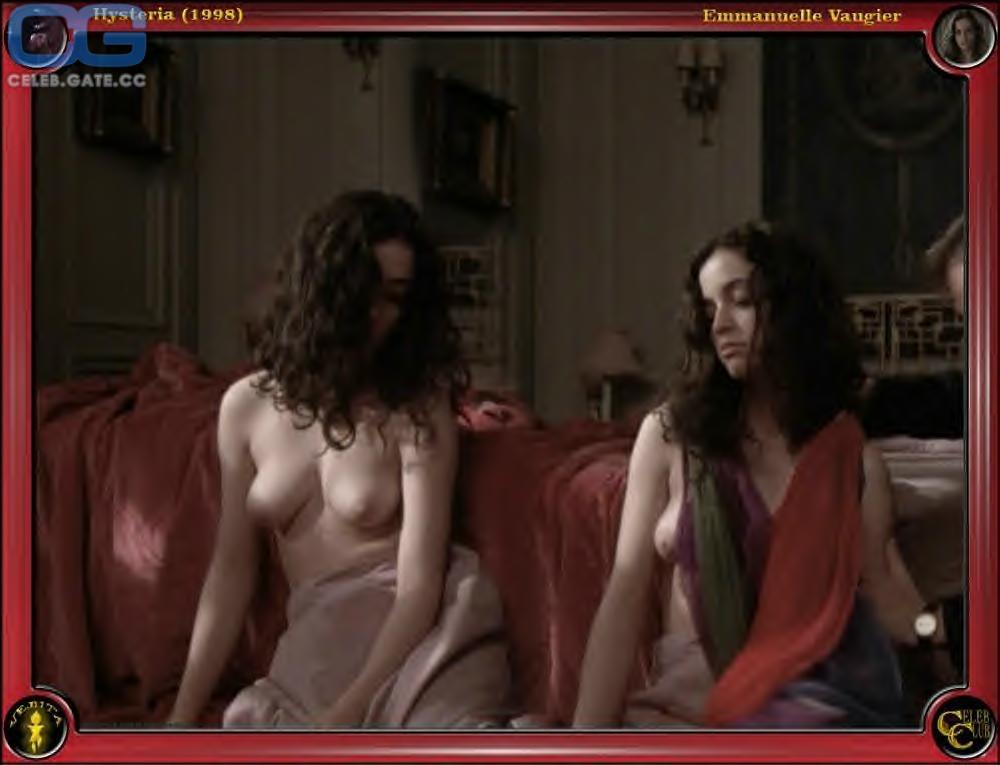 Emmanuelle Vaugier  nackt
