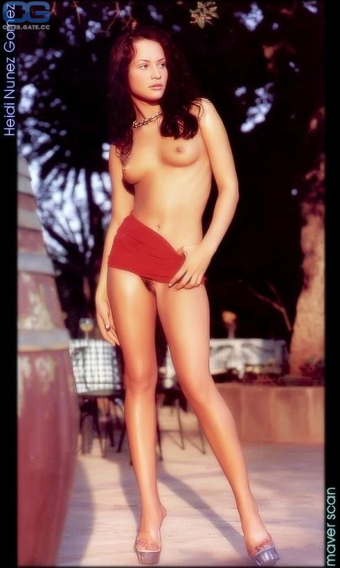 Heydi Nunez Gomez Nude