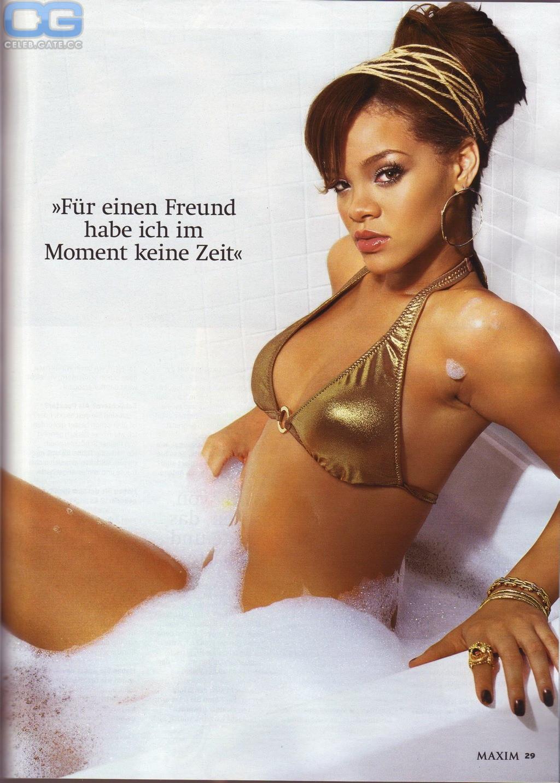 Rihanna Nacktfoto