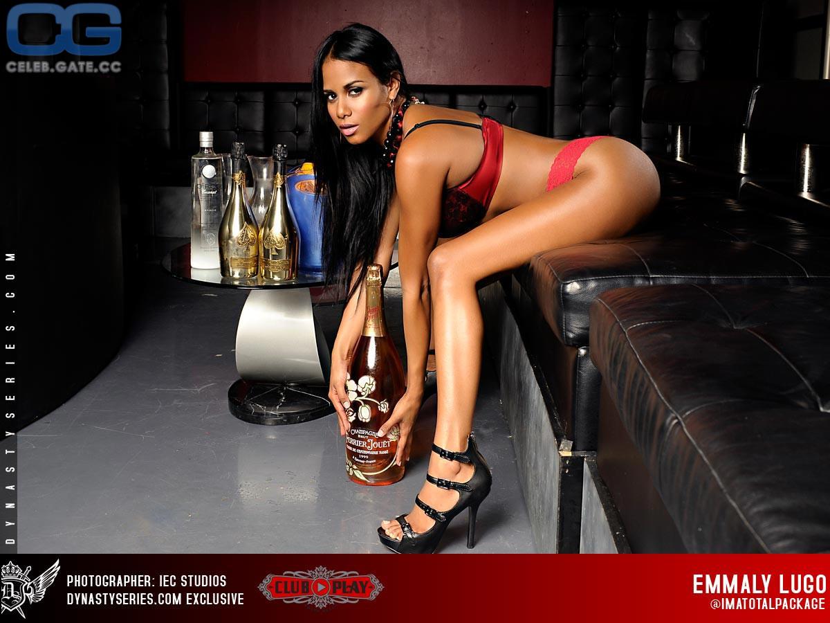 Lugo nackt Emmaly  Emmaly Lugo