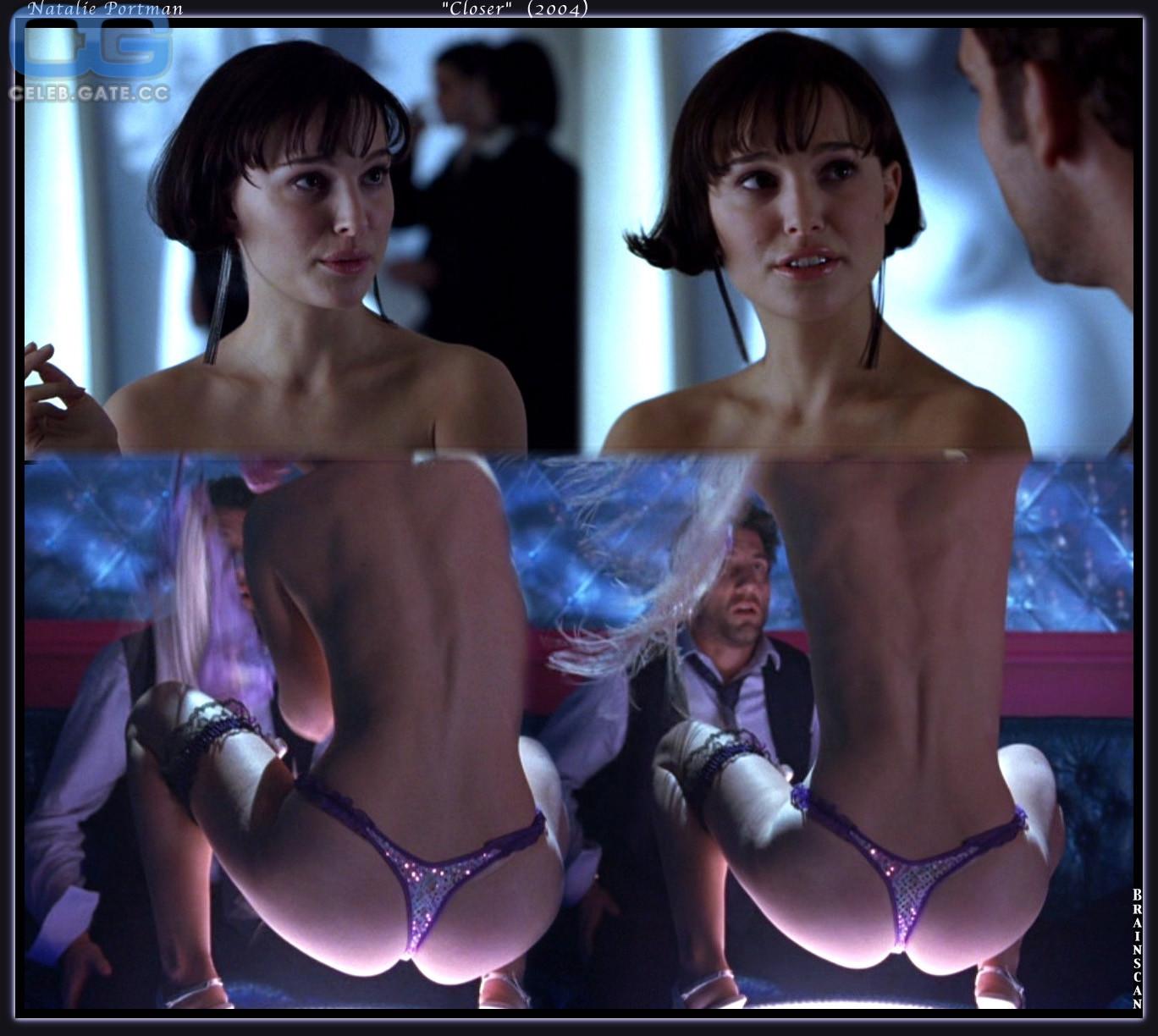Portmann nude natalie Natalie Portman