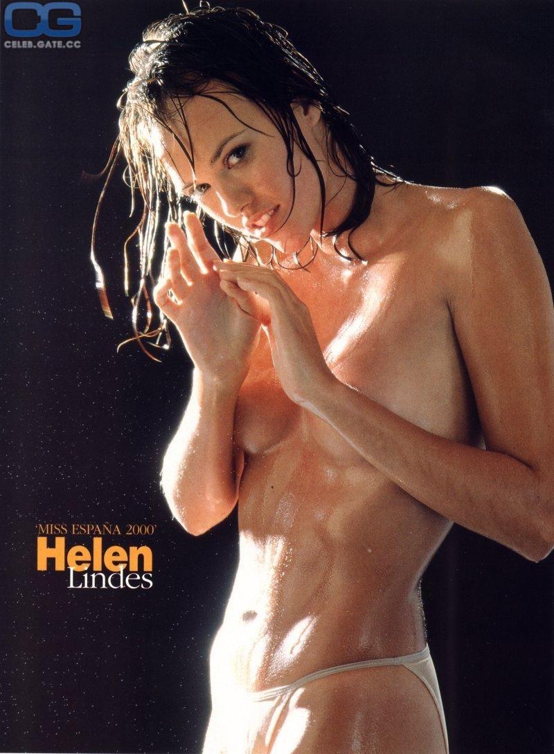 Nackt Helen Lindes  Helen Porno