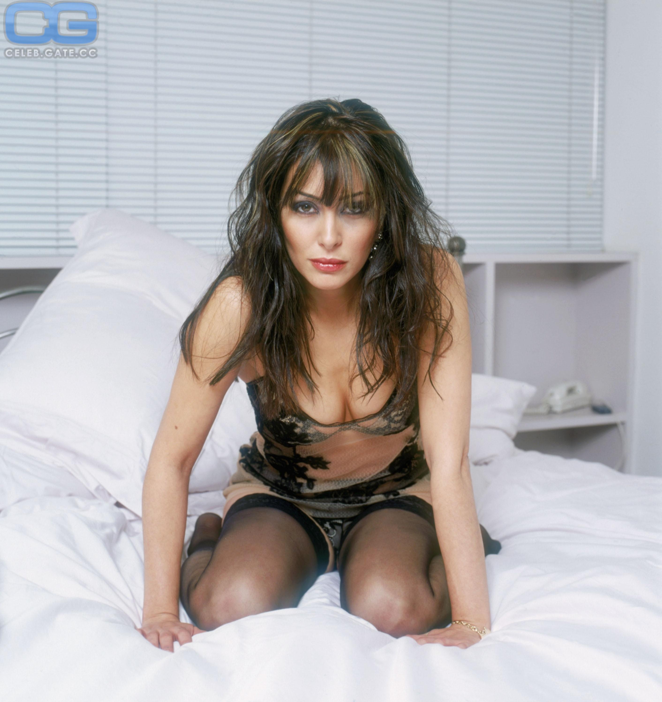Laila Rouass  nackt