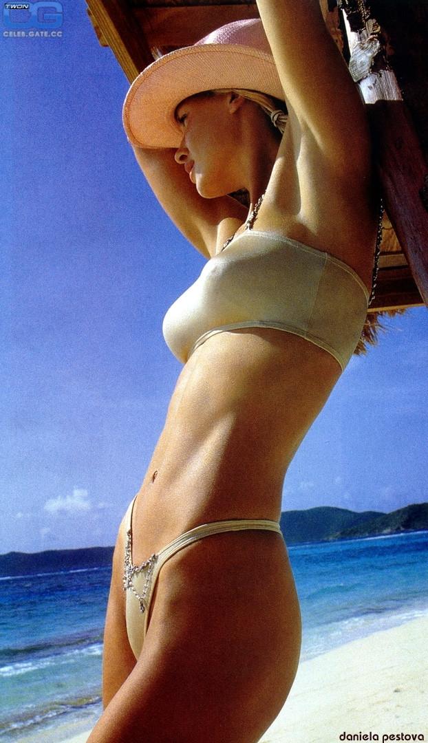 Daniela nackt Pestova #TBT: Bringin'