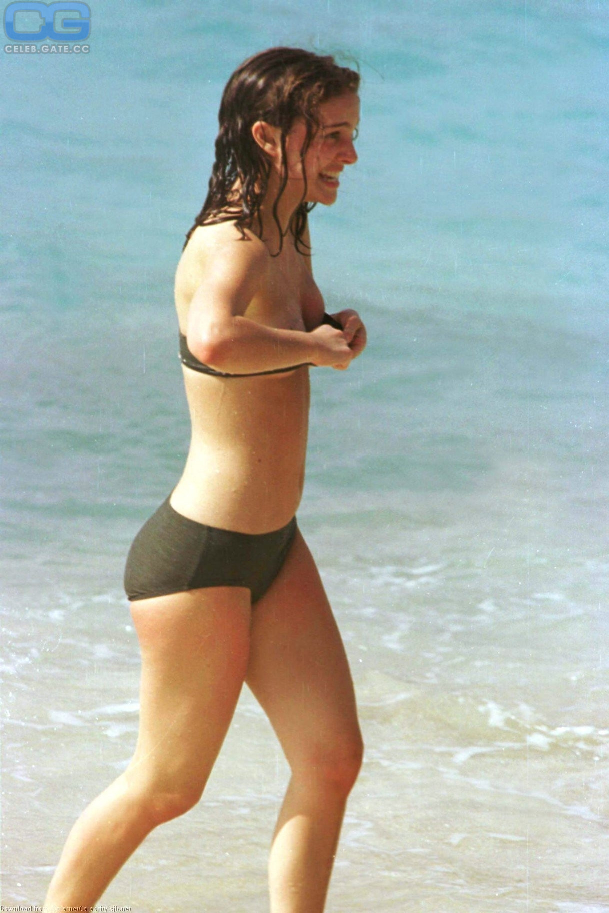 Nackt nathalie portman Natalie Portman