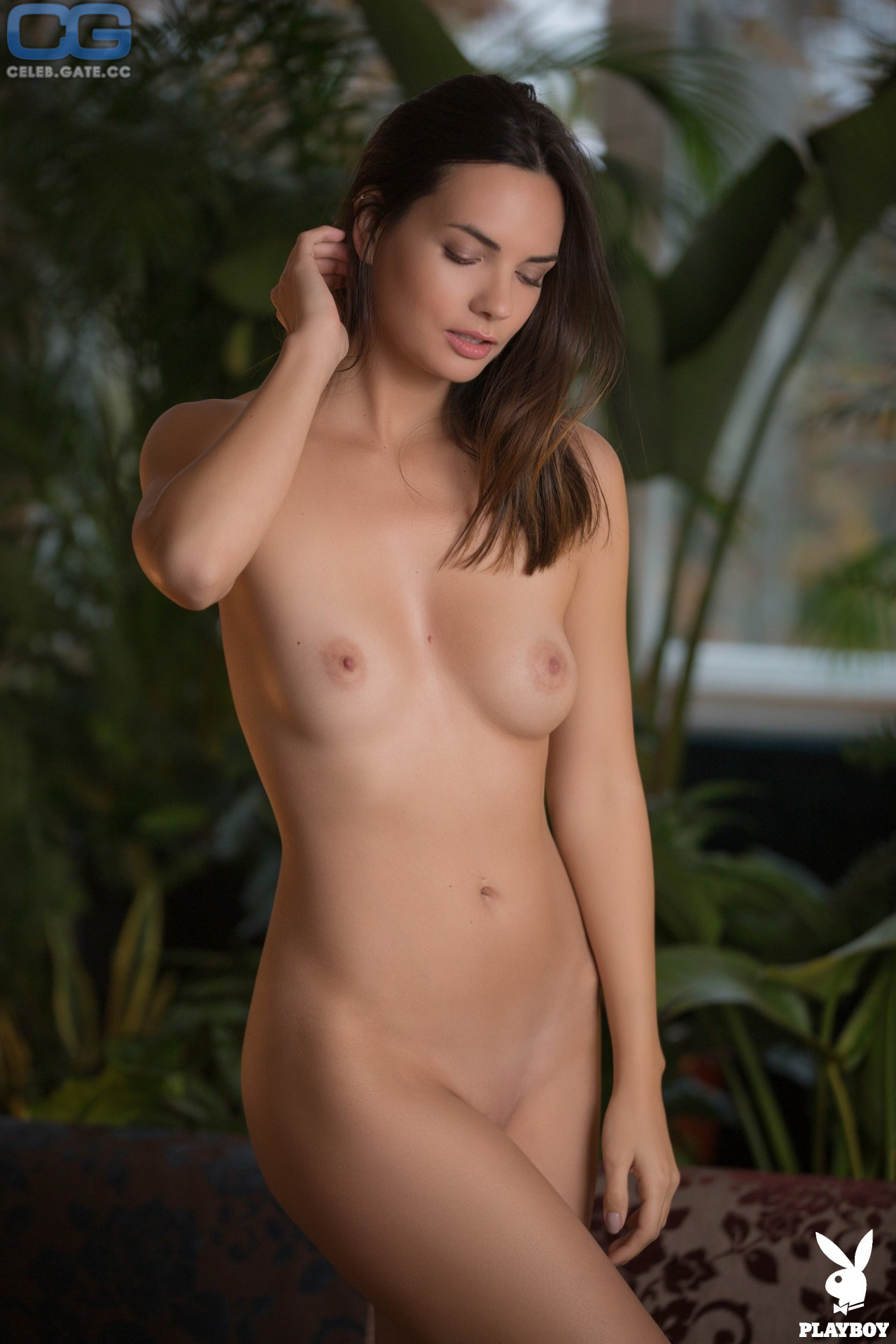 Nackt  Flora Garai PlayboyPlus Flora