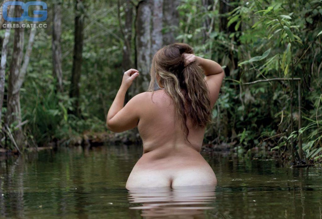 Fluvia Lacerda  nackt