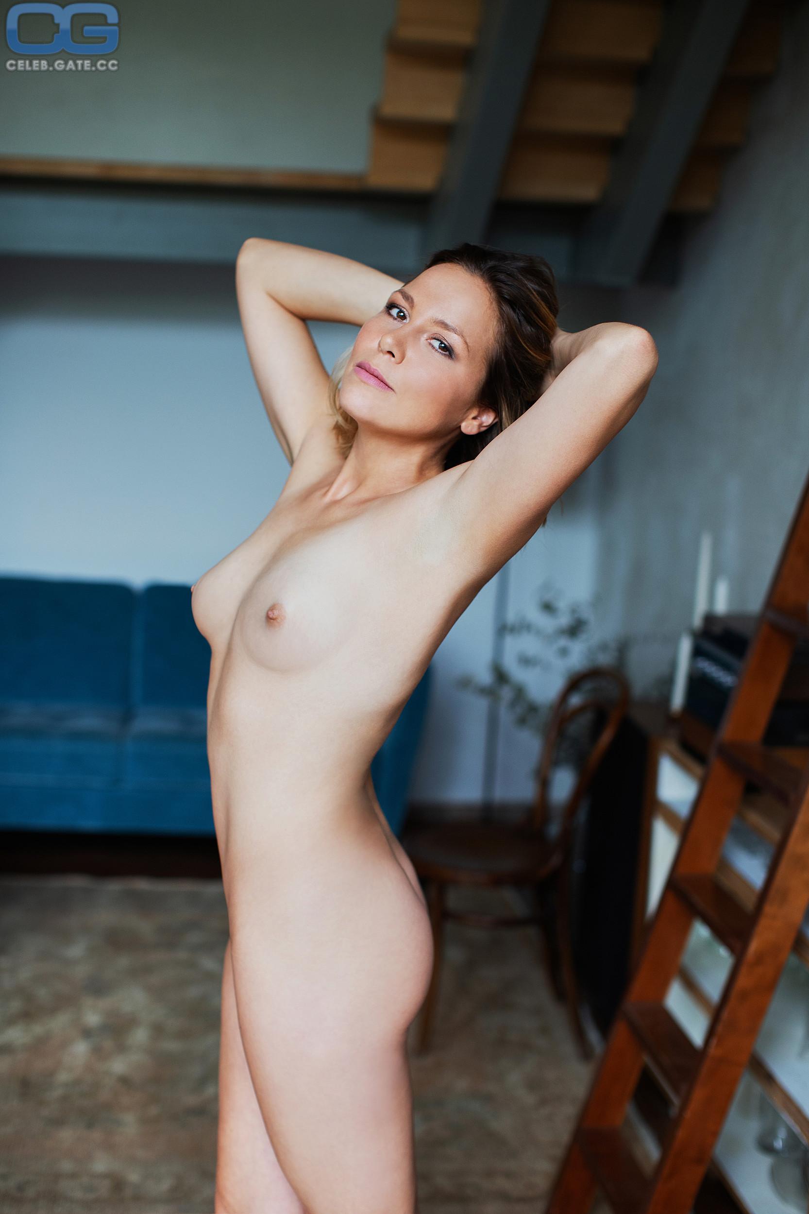 Nackt der Franziska  van Heide Franziska Van