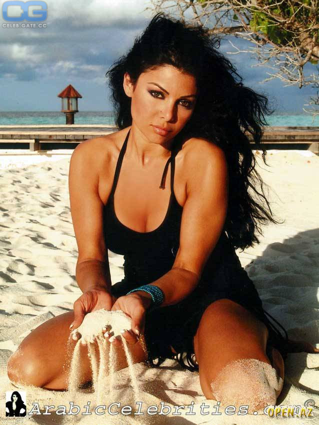 Wehbe nackt Haifa  Haifa Wehbe